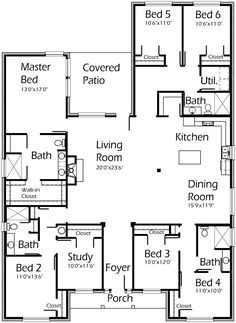 Nice Home Designs : Single Story Floor Plans One Story House Plans Pardee  Homes | Pole Barn Garages | Pinterest | Story House, Nice And House