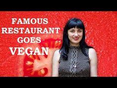 Famous Israeli Restaurant Goes Vegan!