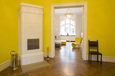 Purpur Interior Concepts   Innenarchitektur für individuelle Gestaltung einer Altbauwohnung - PRIVATHAUS FRANKFURT   http://wohnenmitklassikern.com/