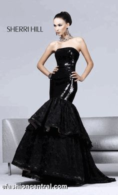 Sherri Hill 2878 at Prom Dress Shop its not an LBD 8f3076c1cbe4