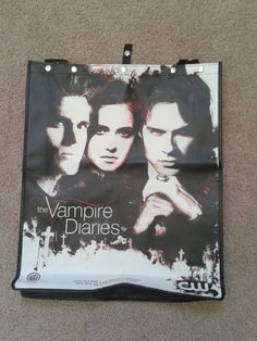Win a Vampire Diaries 2013 Comic Con Bag & Comic Con TV Guide!  http://vampirediariesonline.com/contests/win-a-vampire-diaries-2013-comic-con-bag-tv-guide/ | The Vampire Diaries