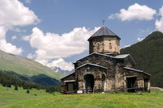 Georgia Country, Christian Church, Ancient Civilizations, Byzantine, Exotic, Relax, Tours, Cabin, Mountains