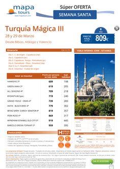 Turquia magica III S. Santa salida Bilbao, Málaga y Valencia ** Precio Final desde 809* ultimo minuto - http://zocotours.com/turquia-magica-iii-s-santa-salida-bilbao-malaga-y-valencia-precio-final-desde-809-ultimo-minuto-2/