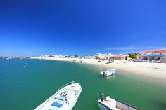 Portugal-Algarve | Just 30 minutes away via cab and ferry is the heavenly and practically unknown Armona Island, a hidden treasure immune to the rat race — yet right on the doorstep of Portugal's busiest coast. With only 50 year-round residents you won't have to worry about crowds, and no cars, buses or taxis are allowed