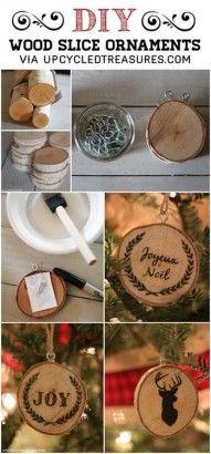 DIY : 15 idées de déco de Noël repérées sur Pinterest