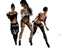 Captured Inside IMVU -wariatki