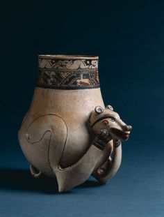Animal Effigy Vessel | Cleveland Museum of Art