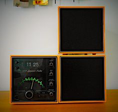 Vintage Pioneer stereo
