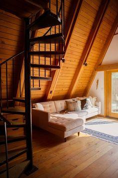 Desanka's Visionary Lux Lodge — House Tour
