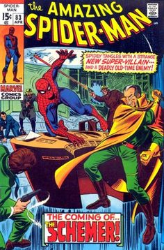 amazing spider man 83 - Google Search