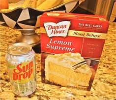 Diet sundrop cupcakes and other options... so plan on trying this!!