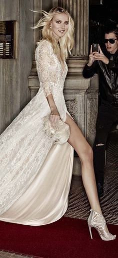 Victoria KyriaKides Bridal Fall 2016 - Floral Constellations
