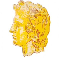 Andy Warhol, Alexander the Great Macedonia Greece  History of Macedonia Ancient kingdom of Greece