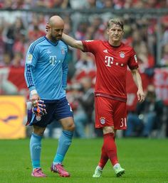 Bayern Munich Strip 15 16