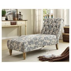 Yorkshire Chaise in Grey
