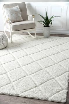 White Carpet, Patterned Carpet, Living Room Area Rugs, Bedroom Area Rugs, Nursery Area Rug, Carpet Styles, Rugs Usa, Carpet Colors, Bedroom Carpet