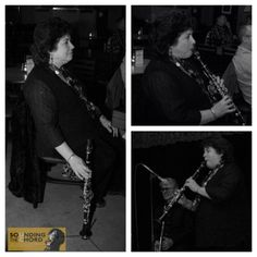 Musician Linda (Seiferth) Gurney @ Robbie's House of Jazz in Webster Groves (March 2014)