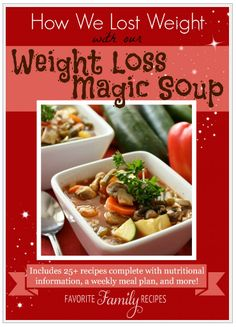 this looks awesome. weight loss soup