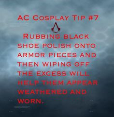 AC Tip #7  Shoe polish works well on fabric too, however it'll slowly wear off with use.   -AFK