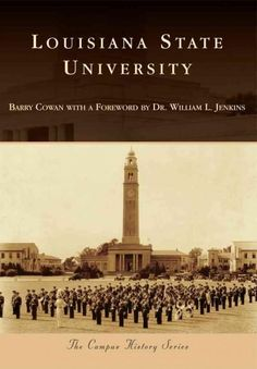 Louisiana State University began in 1860 as a small, all-male military school near Pineville. The institution survived the Civil War, Reconstruction politics, and budgetary difficulties to become a na