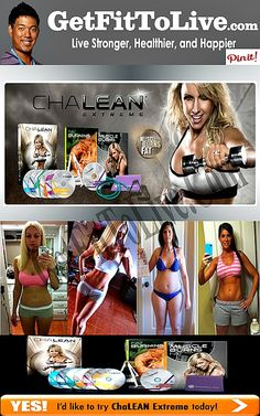 #ChaleanExtreme is a 90 day #Beachbody workout with pro trainer #ChaleanJohnson. $89.85 Retail/ $67.39 Coach