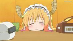 KotakAnime: Kobayashi-san Chi no Maid Dragon Episode 11 Subtitle Indonesia