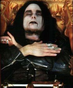 #cradleoffilth #dark #metal #danifilth #vampire #666