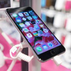 Saumattoman hyvännäköinen ja tehokas iPhone 6. #expertfi #apple #iphone