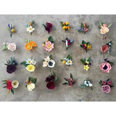 If things don't work out and I have to close shop one day, I think I'll just work for ! These are just some of OOAK flower bundles going on her pill box hats she's releasing with her fall line this Friday! What a happy box to ship off today! Felt Flower Bouquet, Felt Flowers, Diy Flowers, Fabric Flowers, Paper Flowers, Felt Crafts Diy, Handmade Crafts, Fabric Crafts, Flower Crafts