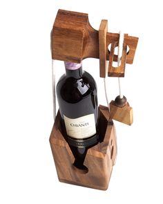 Nou wil ik wel wat complexere wijn gaan produceren... Mooie symboliek?