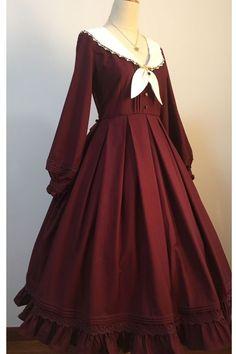 Old Fashion Dresses, Old Dresses, Vintage Dresses, Vintage Outfits, Fashion Outfits, Pretty Outfits, Pretty Dresses, Beautiful Dresses, Mode Kawaii