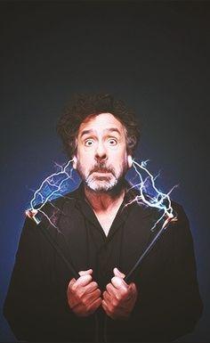 Tim Burton eléctrico