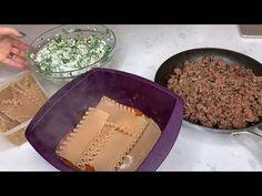 Epic Pronto Lasagna in under 30 Minutes Epicure Recipes, Cooking Recipes, Marinara Recipe, Marinara Sauce, Epicure Steamer, Steamer Recipes, Good Food, Yummy Food, 30 Minute Meals
