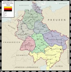 Alternate History, Prussia, Geography, Austria, Flags, Countries, Fiction, Germany, Internet