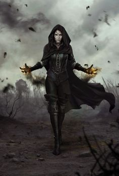 ~Sensuelle's Picture Book~ ~~~ Yennefer of Vengenberg