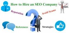 Top 10 Points to Remember When Hiring an SEO Marketing Company