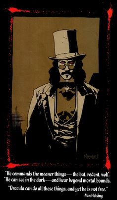 Bram Stoker´s Dracula by Mike Mignola Horror Art, Horror Movies, Bram Stokers Dracula, Mike Mignola Art, Coppola, Vampires And Werewolves, Creatures Of The Night, Comic Artist, Comic Books Art
