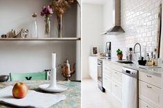 kitchen // Malmö/Paris home for sale - emmas designblogg