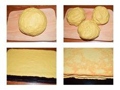 Prăjitura cu foaie sfărâmată sau Prăjitura Katy - Rețete Fel de Fel Gem, Dairy, Bread, Cheese, Blog, Gemstones, Blogging, Breads, Bud