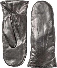 Marion - 100 (Black) - Collection - Hestra Dress Gloves