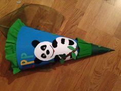 Schultüte für einen Panda-Fan!