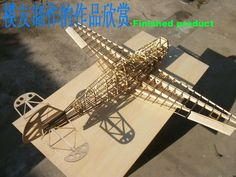 BF109 model, Woodiness model plane, RC plane, DIY model plane