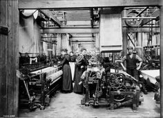 1900 textile mill