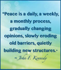 peace quotes with pictures | Inspirational & Peace Quotes