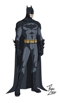 Batman: Bruce Wayne by phil-cho on DeviantArt Batman Armor, Im Batman, Batman Arkham, Superman, Batman Robin, Nightwing, Batgirl, Comic Books Art, Captain Marvel Shazam