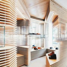 Shop design New York