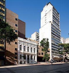 Praça das Artes / Brasil Arquitetura e Marcos Cartum