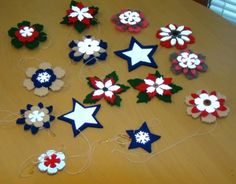 Handmade reflectors