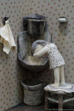 """3-я Международная выставка """"Искусство куклы"""" проходит в Крокус ЭКСПО с 25 по 28 октября 2012г."""