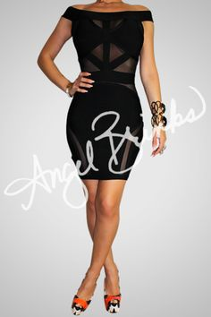 Obsession Bandage Dress. This is  slay! 27th b-day dress? Indeed it is